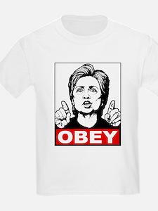 Obey Hillary T-Shirt
