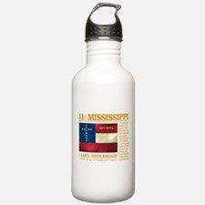 11th Mississippi Infantry (BH2) Water Bottle