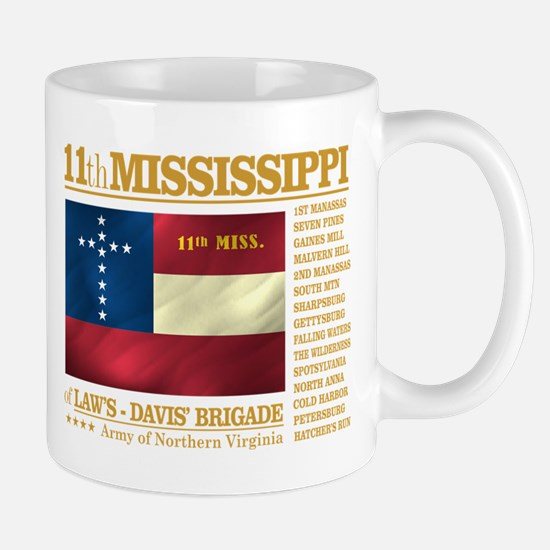 11th Mississippi Infantry (BH2) Mugs