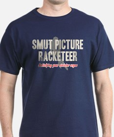 Smut Racketeer T-Shirt