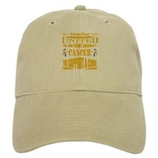 Bladder Cancer United Baseball Cap