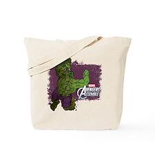 Hulk Attack Tote Bag