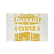 Appendix Cancer United Rectangle Magnet