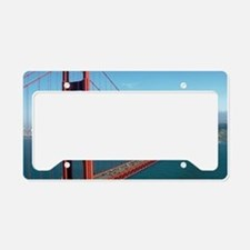 Golden Gate Bridge 020 License Plate Holder