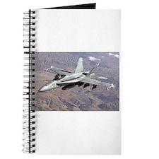 F-18 Hornet Journal