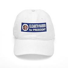 Elizabeth Warren for President 2016 Baseball Cap