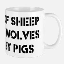 Nation of Sheep Mug