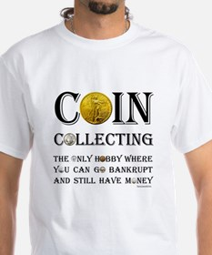 Coin Collecting Shirt