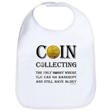 Coin Collecting Bib