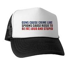 """Spoons"" Trucker Hat"