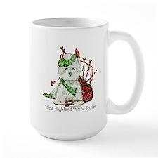 Highland Westie Mugs