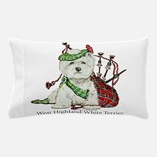 Highland Westie Pillow Case
