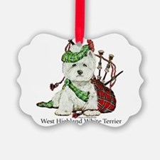 Highland Westie Ornament