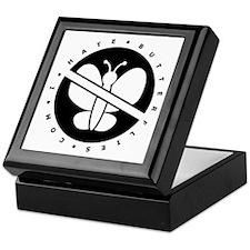Property of IHateButterflies- Keepsake Box