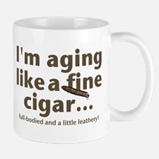 Aging Like Fine Cigars Mug