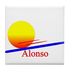Alonso Tile Coaster