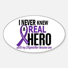 Cystic Fibrosis Real Hero 2 Decal