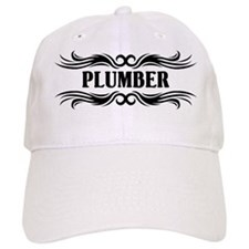 Tribal Plumber Baseball Cap