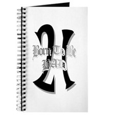 Born To Be 21 Journal
