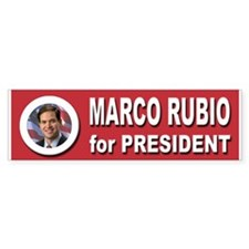 Marco Rubio for President 2016 Bumper Stickers