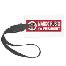Marco Rubio for President 2016 Luggage Tag