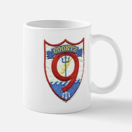 DLG9 insignia Mugs