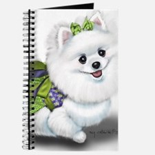 Sophia Pomeranian Mega Star Journal