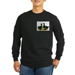 Cayuga Ducks Long Sleeve Dark T-Shirt