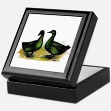 Cayuga Ducks Keepsake Box