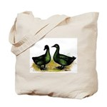 Cayuga Ducks Tote Bag
