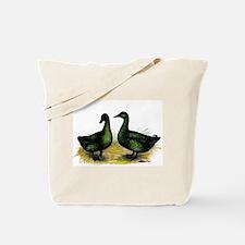 Cayuga Ducks Tote Bag