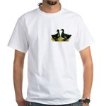 Cayuga Ducks White T-Shirt