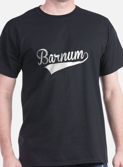 Barnum, Retro, T-Shirt