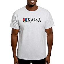 Obama Peace T-Shirt
