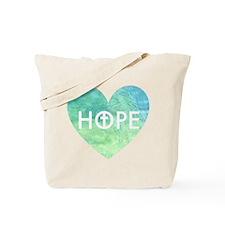 Hope in Jesus Tote Bag