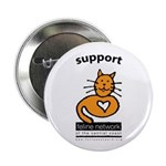 Feline Network Logo - Button