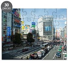 shibuya crossing Puzzle