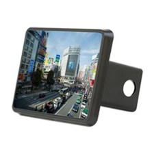 shibuya crossing Hitch Cover