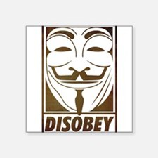 disobey Sticker
