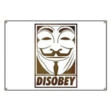 disobey Banner