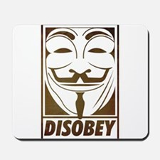 disobey Mousepad
