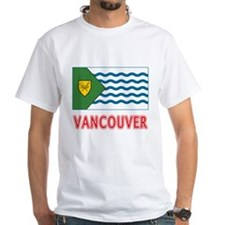 Vancouver BC Flag Shirt