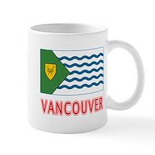 Vancouver BC Flag Mug