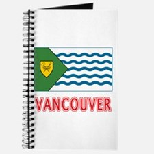 Vancouver BC Flag Journal