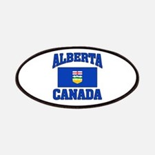 Alberta Canada Flag Patches
