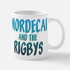 mordecai and the rigbys Mugs