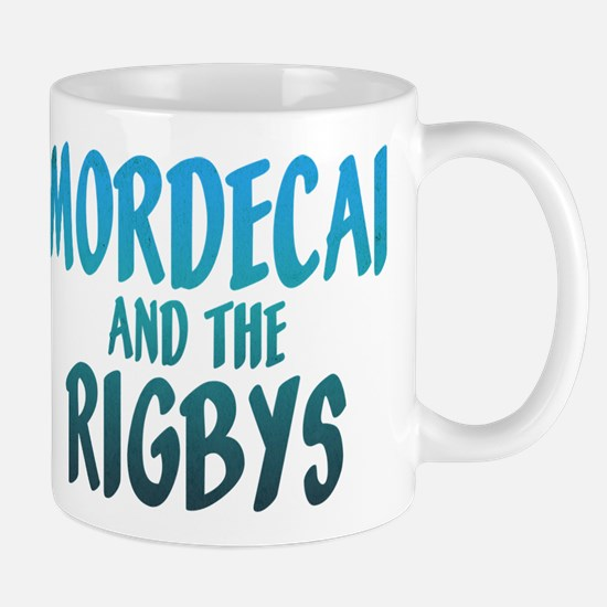 mordecai and the rigbys Mugs