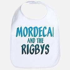 mordecai and the rigbys Bib