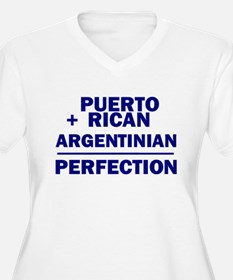 Argentinian + Puerto Rican T-Shirt