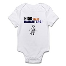 Hide Your Daughters! Infant Body Suit